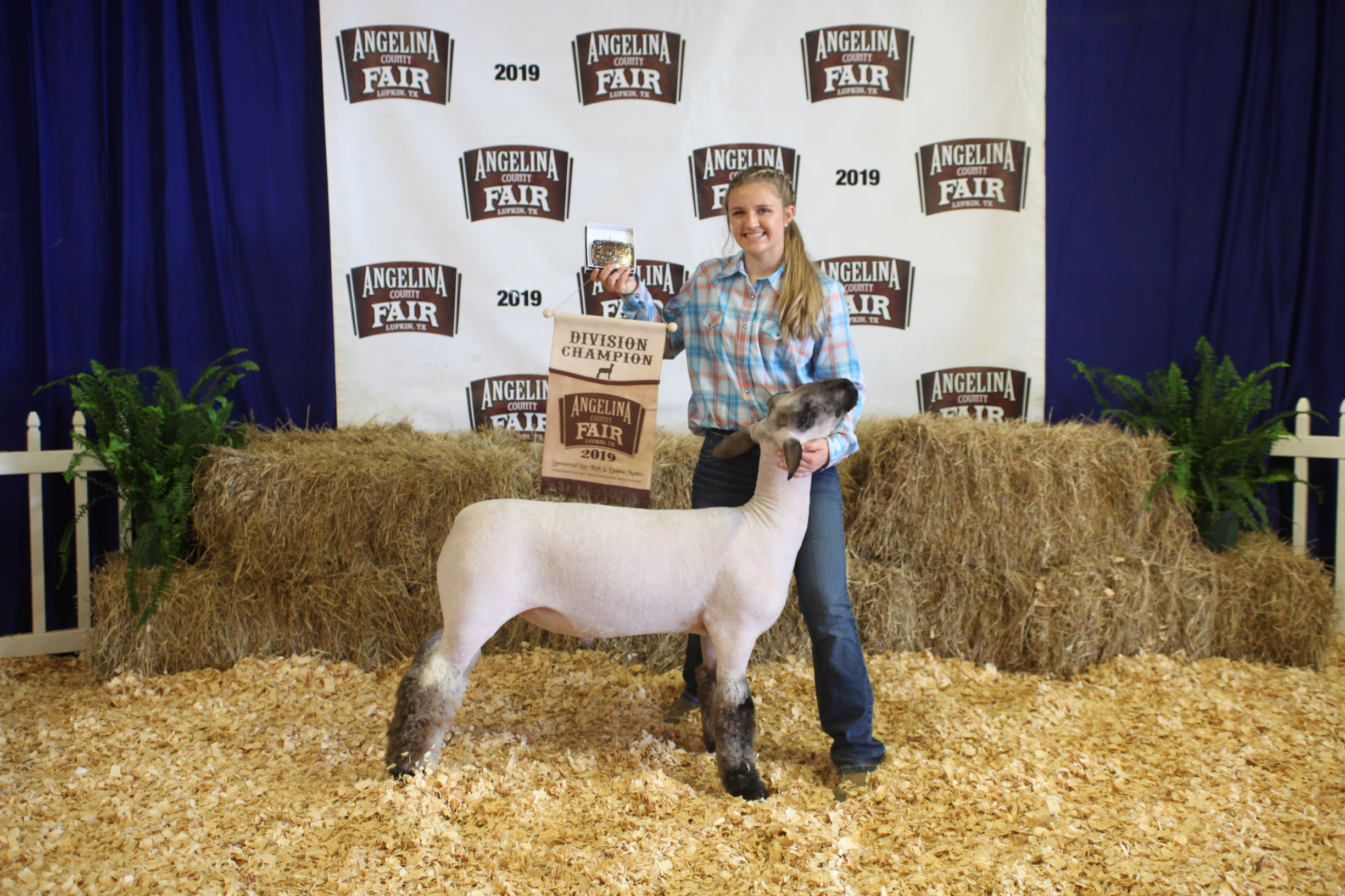 Casey Whitley, Huntington FFA