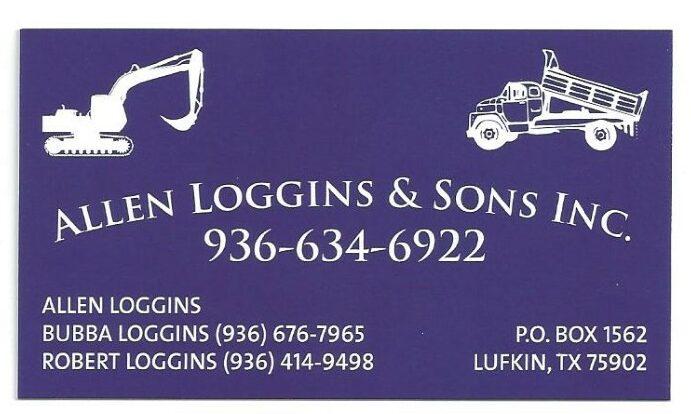 allen loggins logo
